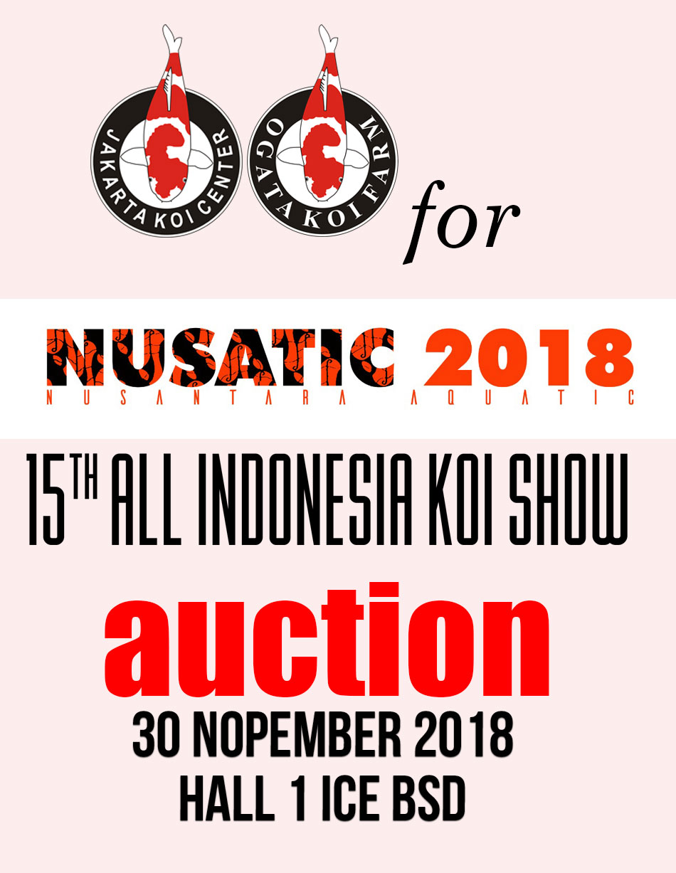 Auction for Nusatic 15thAIKS